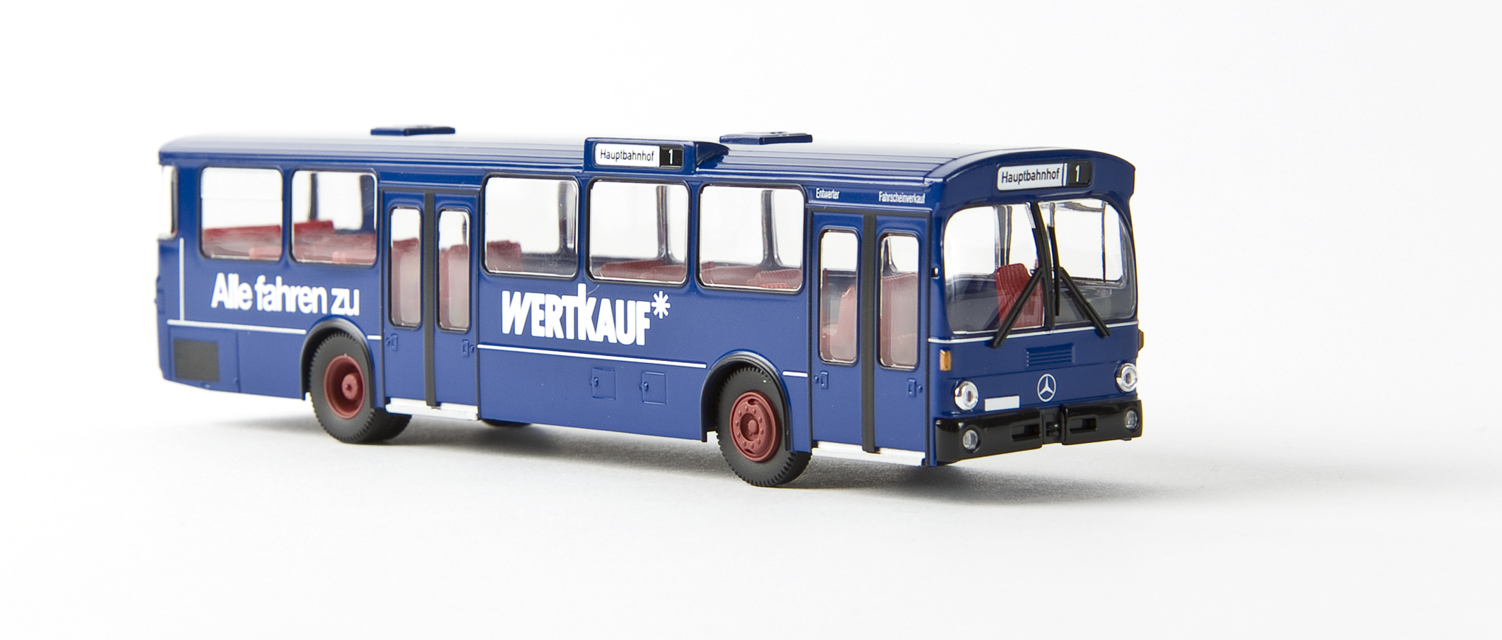 Rheinbahn Persil Mercedes-Benz O 305